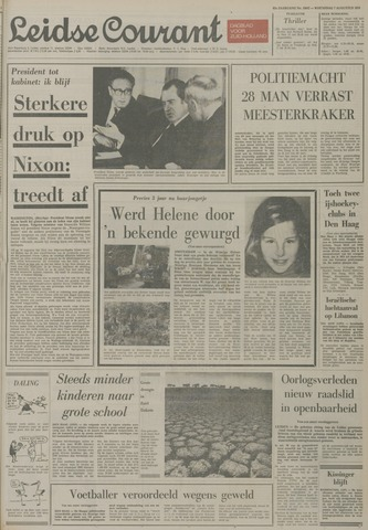 Leidse Courant 1974-08-07