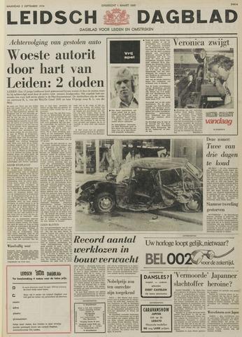 Leidsch Dagblad 1974-09-02