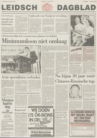 Leidsch Dagblad 1988-10-13
