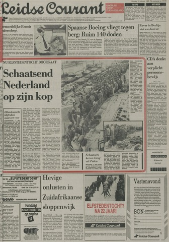 Leidse Courant 1985-02-19