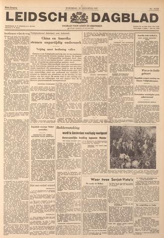 Leidsch Dagblad 1947-08-20