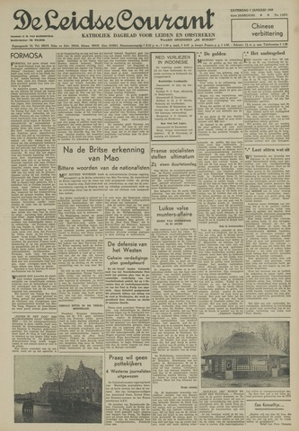 Leidse Courant 1950-01-07