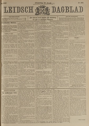 Leidsch Dagblad 1907-06-11