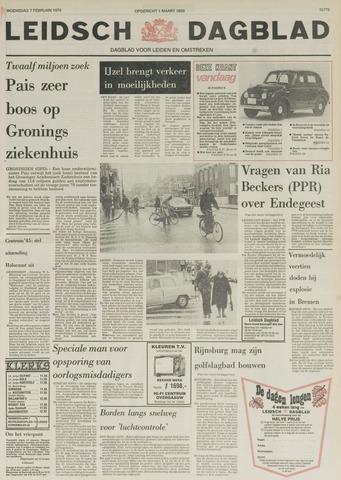 Leidsch Dagblad 1979-02-07