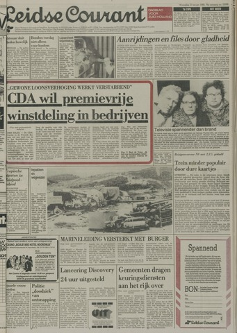 Leidse Courant 1985-01-23