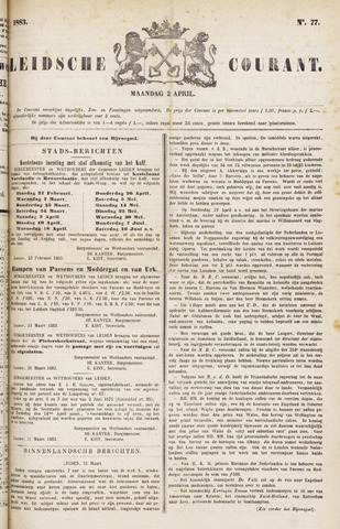 Leydse Courant 1883-04-02