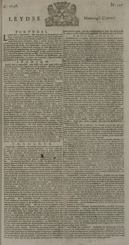 Leydse Courant 1736-10-22