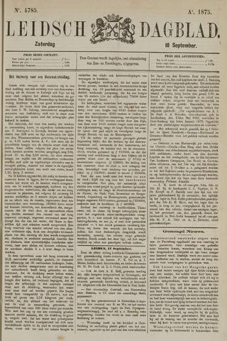 Leidsch Dagblad 1875-09-18