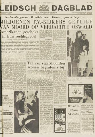 Leidsch Dagblad 1963-11-25