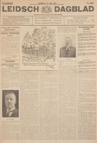 Leidsch Dagblad 1928-06-23