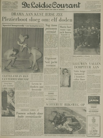 Leidse Courant 1966-07-23