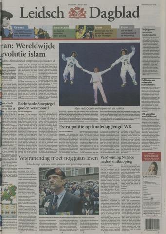 Leidsch Dagblad 2005-06-30