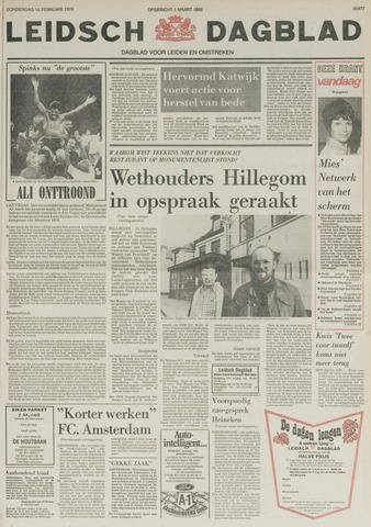 Leidsch Dagblad 1978-02-16