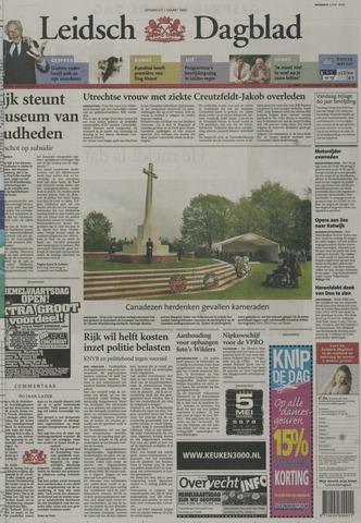 Leidsch Dagblad 2005-05-04