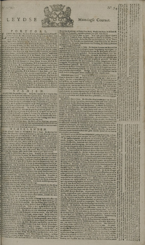 Leydse Courant 1745-06-21