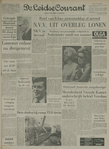 Leidse Courant 1969-09-26