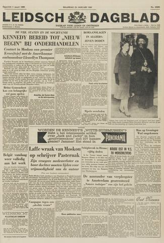 Leidsch Dagblad 1961-01-23