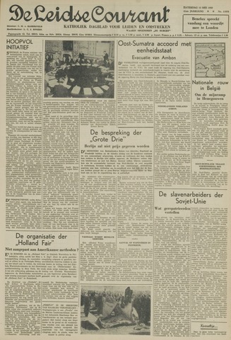 Leidse Courant 1950-05-13