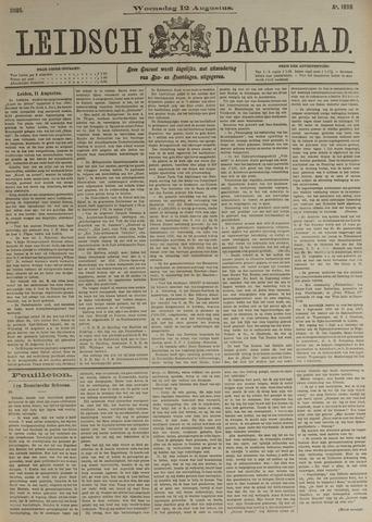 Leidsch Dagblad 1896-08-12