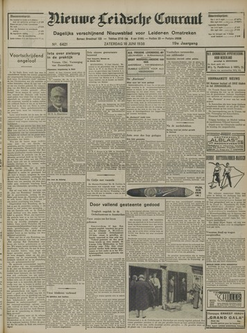 Nieuwe Leidsche Courant 1938-06-18