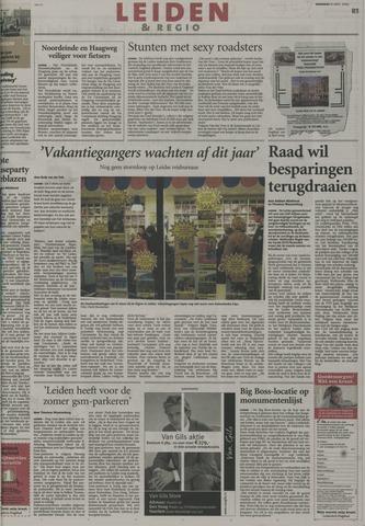 Leidsch Dagblad 2004-04-21