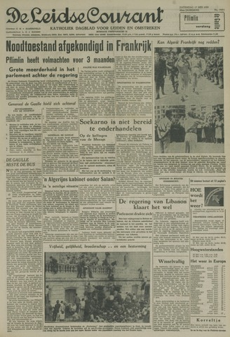 Leidse Courant 1958-05-17