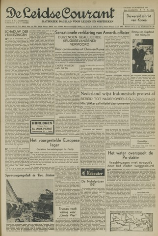 Leidse Courant 1951-11-16
