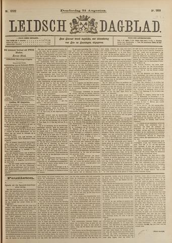 Leidsch Dagblad 1899-08-31