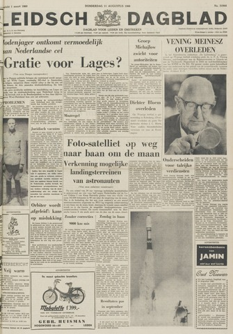 Leidsch Dagblad 1966-08-11