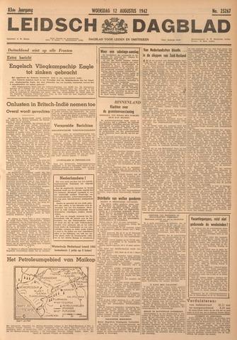 Leidsch Dagblad 1942-08-12