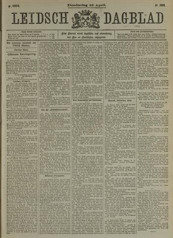 Leidsch Dagblad 1909-04-15