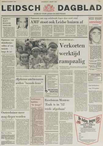 Leidsch Dagblad 1979-03-20