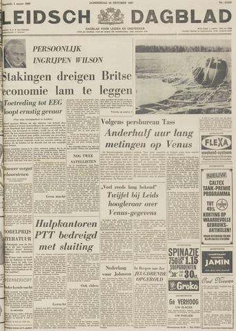 Leidsch Dagblad 1967-10-19