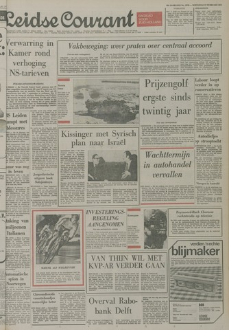 Leidse Courant 1974-02-27