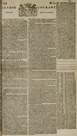 Leydse Courant 1784-10-22