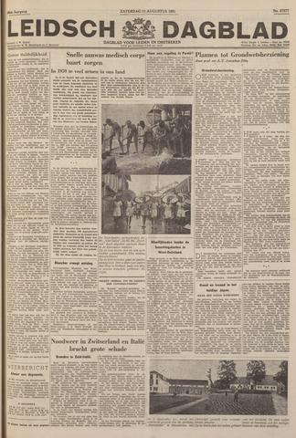 Leidsch Dagblad 1951-08-11