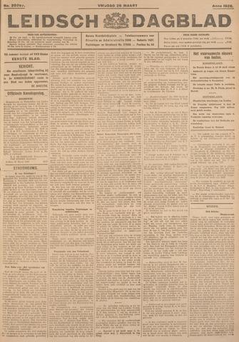 Leidsch Dagblad 1926-03-26
