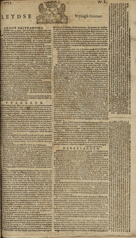 Leydse Courant 1753-07-06