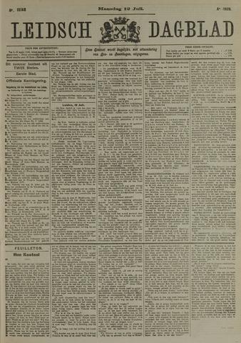 Leidsch Dagblad 1909-07-12