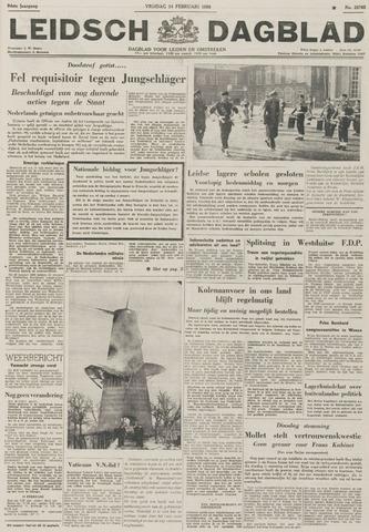 Leidsch Dagblad 1956-02-24