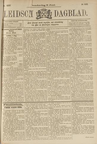Leidsch Dagblad 1893-06-08