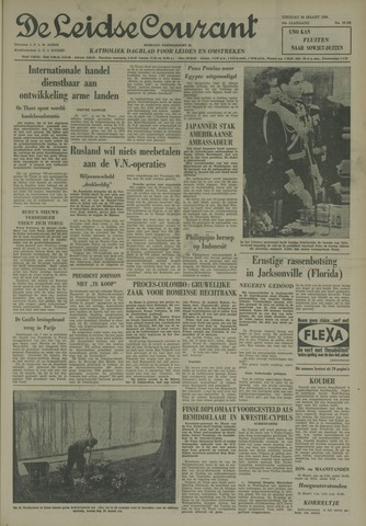 Leidse Courant 1964-03-24