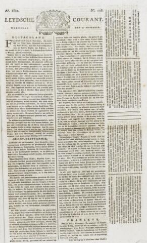 Leydse Courant 1824-11-17