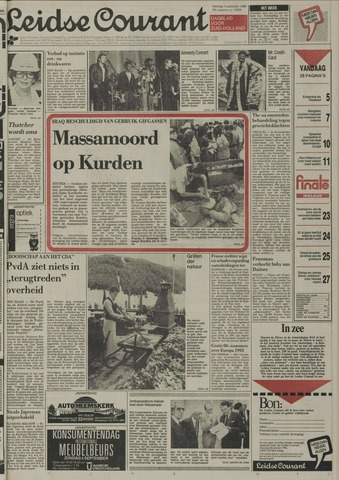 Leidse Courant 1988-09-03