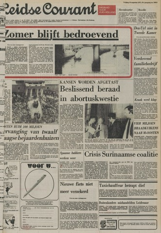 Leidse Courant 1977-08-19