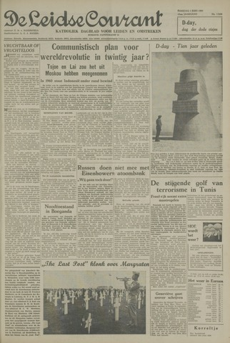 Leidse Courant 1954-06-01