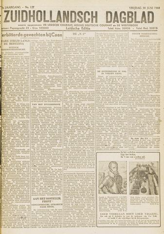 Zuidhollandsch Dagblad 1944-06-30
