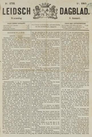 Leidsch Dagblad 1869-01-06