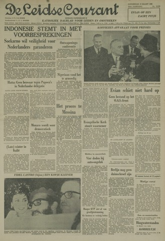 Leidse Courant 1962-03-15