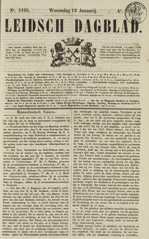 Leidsch Dagblad 1864-01-13